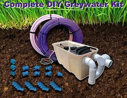 g flow diy greywater recycling garden
