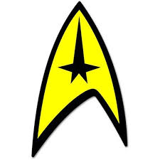 Amazon Com Star Trek Vynil Car Sticker Decal Select Size Arts Crafts Sewing