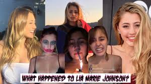 What happened to Lia Marie Johnson?? EXPLAINED - YouTube