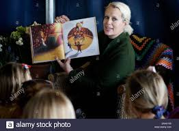 Nell Gifford reading from her new children's book 'Nell & the ...