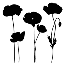 Poppies Field Wall Decals Dezign With A Z