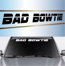 Bad Bowtie Popular Vinyl Decals Topchoicedecals
