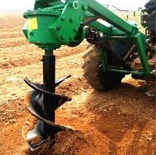 Farming Tractor Mounted Soil Drilling Fence Lowes Post Hole Earth Auger Digger For Hot Sale View Post Hole Auger Rebon Product Details From Weifang Rebon Imp Exp Co Ltd On Alibaba Com