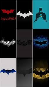 batman logo wallpapers for your mi