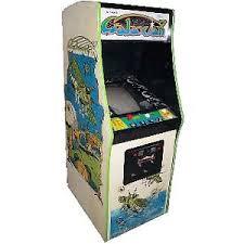 games galaxian arcade game original