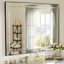 china hot 1 8 6mm big mirror glass