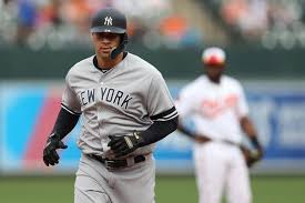Yankees, With 3 Blasts by Gary Sanchez, Cap Homer-Driven Sweep of ...