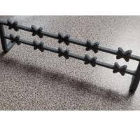 Barbed Wire Fence 3d Models To Print Yeggi