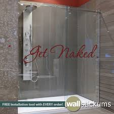 Get Naked Quotes Bathroom Decals Wall Words Decals