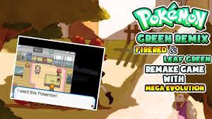 Pokemon Green Remix Completed v12 - Pokemoner.com