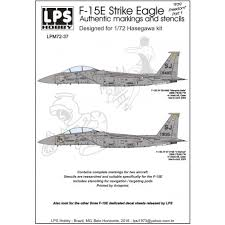 Lps 7237 Mcdonnell F 15e Strike Eagle Iraq Freedo Decals 1 72 The Largest Choice With 1001hobbies Com