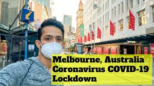 Melbourne City During Coronavirus ...