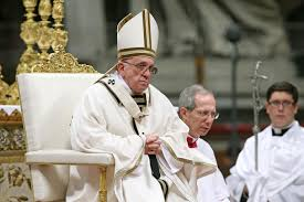 Papa Francesco, grido contro l'Isis: