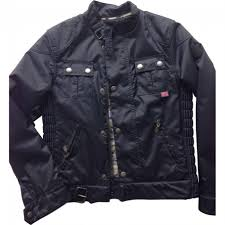 crafted belstaff boys polyester jackets
