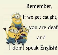 best minions quotes image funny yet nonsense minion quotes