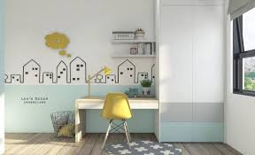Yellow Kids Rooms How To Use And Combine Bright Decor Autocad Design Pro Autocad Blocks Drawings Download