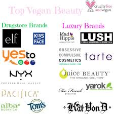 best of vegan beauty and skincare