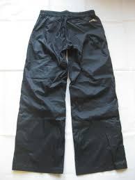 pantalón impermeable rugged exposure