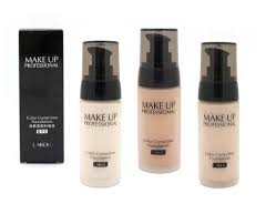 makeup base face liquid foundation bb