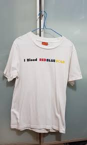 acjc i bleed red blue gold limited