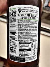 beer tasting ipa goose ipa by