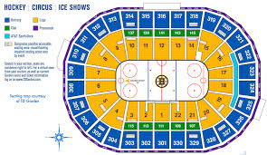 td garden boston sports and