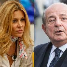 Adriana Volpe parla di Magalli al GF Vip: Me ne ha fatte ...