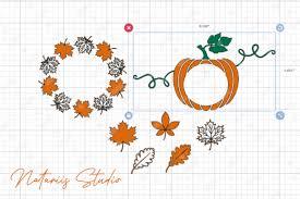 Fall Custom Tumbler Decal Graphic By Natariis Studio Creative Fabrica