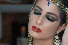 egyptian pharaoh makeup tutorial
