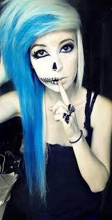 pretty emo makeup 2020 ideas pictures