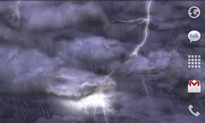 45 free thunderstorm live wallpaper