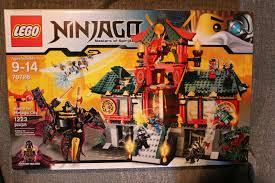 LEGO 70728 Battle for Ninjago City for sale online