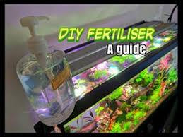 emboli aquarium fertiliser diy how to
