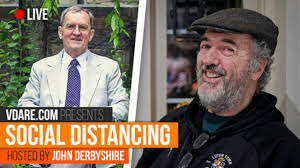 Social Distancing w/ Colin Flaherty Hosted by John Derbyshire - LIVE  (6/17/2020 @3PM)