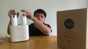Linh Kiện Bảo Ngọc]Review Máy sấy khô khử mùi giầy Xiaomi Deerma HX20 -  YouTube