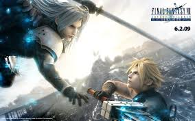 final fantasy vii anime cloud strife