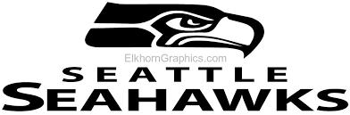 Seattle Seahawks Sticker Sports Stickers Elkhorn Graphics Llc