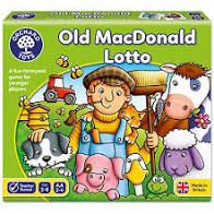 Old MacDonald Lotto (Orchard Toys) review by UK Christian adoption and parenting blog The Hope-Filled Family.