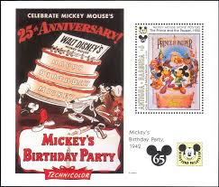 1993 disney mickey mouse 65th films