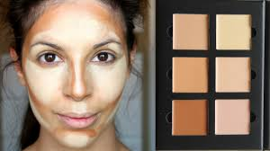how to use contour makeup palette