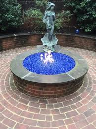 amazing fire pit glass stone best of