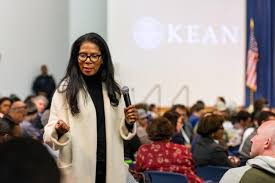 Distinguished Lecturer Judy A. Smith Charts Her High-Powered Life - Kean  University