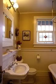 craftsman bathroom i like the style