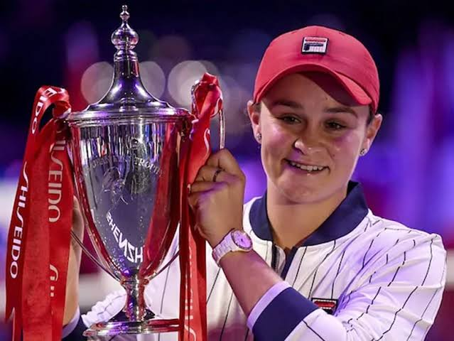 Image result for ashleigh barty""