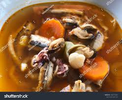 Seafood Soup Bouillabaisse French ...