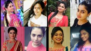 telugu serial actresses looks beautiful