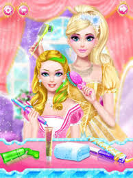play new barbie doll dress up games
