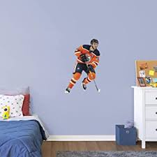 Amazon Com Sports Fan Wall Decals Nhl Wall Decals Decor Sports Outdoors