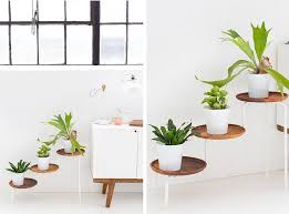 11 diy plant stands for greener and