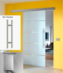 internal sliding glass doors modern